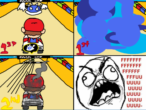 mario kart rage comic meme nintendo funny pics pictures pic picture image photo images photos lol