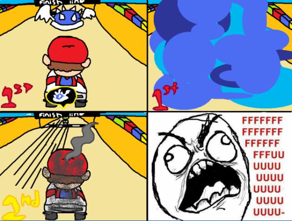 mario kart rage comic meme nintendo funny pics pictures pic picture image photo images photos lol