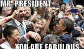 mr president fabulous camp reporter gay obama funny pics pictures pic picture image photo images photos lol