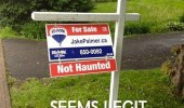 seems legit haunted house for sale funny pics pictures pic picture image photo images photos lol