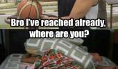 here already bro on way basketball funny pics pictures pic picture image photo images photos lol