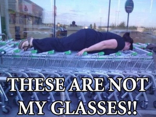 these are not my glasses funny pics pictures pic picture image photo images photos lol