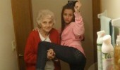 teen girl selfie mirror grandma gran phone funny pics pictures pic picture image photo images photos lol