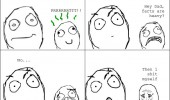 shat myself kid fart rage comic meme funny pics pictures pic picture image photo images photos lol