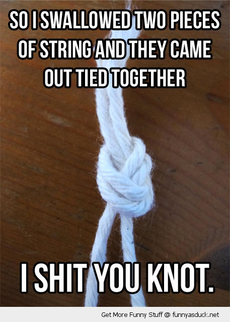 swallowed string shit not pun funny pics pictures pic picture image photo images photos lol
