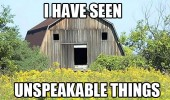 unspeakable things shocked barn funny pics pictures pic picture image photo images photos lol