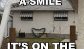 on the house smile funny pics pictures pic picture image photo images photos lol