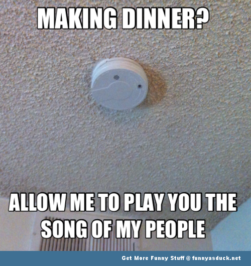 smoke alarm song of my people funny pics pictures pic picture image photo images photos lol