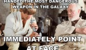 star wars light sabre face luke funny pics pictures pic picture image photo images photos lol