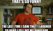 step brother laughed dinosaur movie scene funny pics pictures pic picture image photo images photos lol
