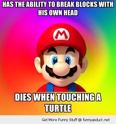 super mario meme blocks head nintendo funny pics pictures pic picture image photo images photos lol