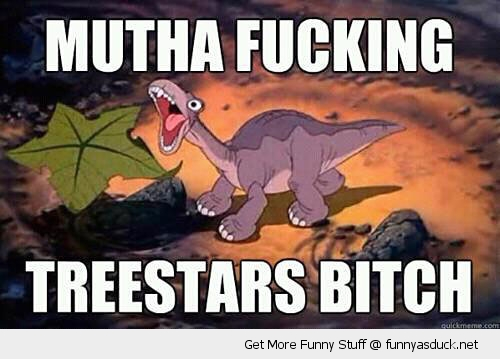 little foot treestars bitch tv scene funny pics pictures pic picture image photo images photos lol