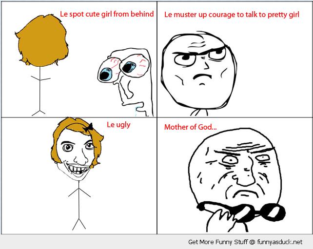 Ugly Rage