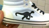 prefer velociraptor puma trainers sneakers pumps funny pics pictures pic picture image photo images photos lol