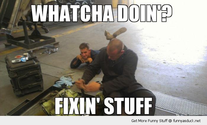 Fixen Stuff