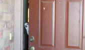 dog answering door yes this is animal funny pics pictures pic picture image photo images photos lol