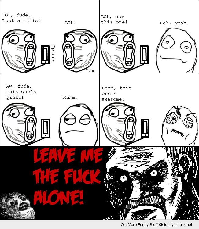 Phone Rage