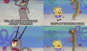 spongebob tv scene ice cream asset yourself plankton Nickelodeon funny pics pictures pic picture image photo images photos lol