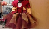iron maiden man costume dressing up tutu boy kid funny pics pictures pic picture image photo images photos lol