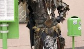 bus into mordor lord of the rings orc costume simply movies funny pics pictures pic picture image photo images photos lol