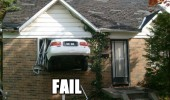 car crash house window fail funny pics pictures pic picture image photo images photos lol