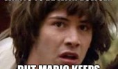 conspiracy keanu meme bowser mario Nintendo funny pics pictures pic picture image photo images photos lol