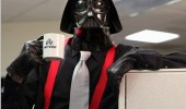 darth vader drinking tea coffee dark side force great star wars funny pics pictures pic picture image photo images photos lol
