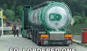 doctor one beer huge can lorry ordered funny pics pictures pic picture image photo images photos lol