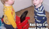 dude drunk baby toy car keys kid funny pics pictures pic picture image photo images photos lol
