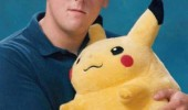 geek nerd pikachu doll toy pokemon choose you virginity gaming nintendo funny pics pictures pic picture image photo images photos lol