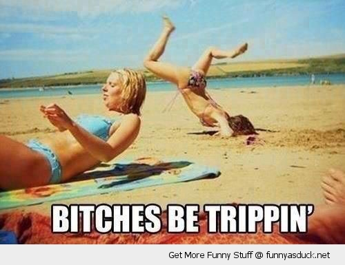 girl falling tripping sand beach face plant bitches kid funny pics pictures pic picture image photo images photos lol