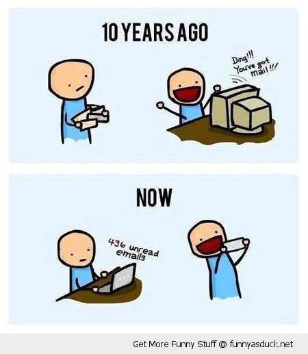 10 years ago happy email post mail letter now comic funny pics pictures pic picture image photo images photos lol