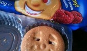 happy stoned baked cookie biscuit high face funny pics pictures pic picture image photo images photos lol