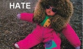 haters gon hate cute baby eskimo snow suit sun glasses shades beach kid funny pics pictures pic picture image photo images photos lol