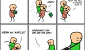 cyanide and happiness comic horsey ride funny pics pictures pic picture image photo images photos lol