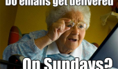 internet grandma gran meme emails sunday funny pics pictures pic picture image photo images photos lol