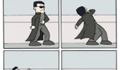 matrix comic deleted scene ex girlfriend neo funny pics pictures pic picture image photo images photos lol