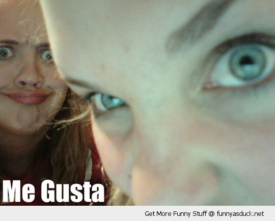 me gusta girl photo bomb meme rage comics funny pics pictures pic picture image photo images photos lol