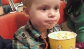 movie critic kid boy cinema popcorn plot elementary funny pics pictures pic picture image photo images photos lol