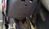 sad upset bike bicycle seat no more fat kids please face funny pics pictures pic picture image photo images photos lol