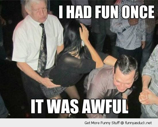 grumpy old man club dancing girl fun once awful funny pics pictures pic picture image photo images photos lol