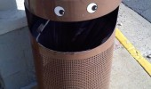 happy trash can for me eyes funny pics pictures pic picture image photo images photos lol