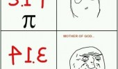 3.14 pie mother of god rage comic meme funny pics pictures pic picture image photo images photos lol