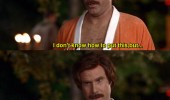 anchorman kind of a big deal movie scene will ferrell ron burgundy funny pics pictures pic picture image photo images photos lol