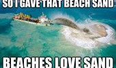 tanker tug boat sea ocean water beaches love sand funny pics pictures pic picture image photo images photos lol