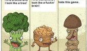 look like broccoli walnut mushroom shroom penis dick hate this game comic funny pics pictures pic picture image photo images photos lol