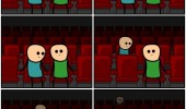 cyanide happiness comic movie theater cinema show kids trailer funny pics pictures pic picture image photo images photos lol