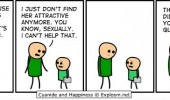 cyanide happiness comic mother not attractive not helping homework funny pics pictures pic picture image photo images photos lol