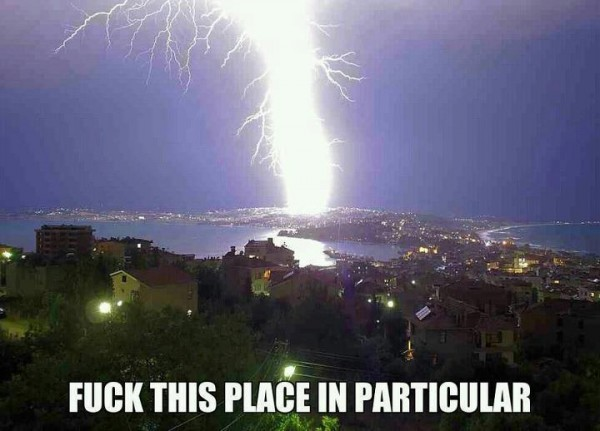 lighting strike city weather fuck this area in particular funny pics pictures pic picture image photo images photos lol