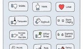 proposed new facebook buttons comic dislike hate stab funny pics pictures pic picture image photo images photos lol